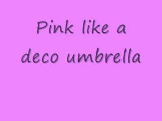 [Lyrics] Aerosmith - Pink