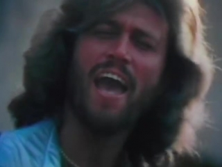 Bee Gees. Stayin Alive.