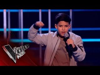 Kobi - Senorita (The Voice Kids UK 2018)