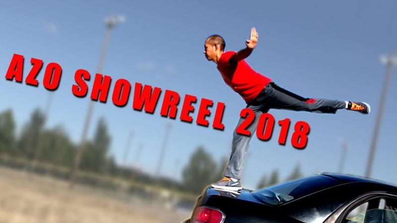AZO Showreel 2018
