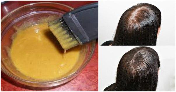 Горчичная для волос в домашних условиях от выпадения горчичная