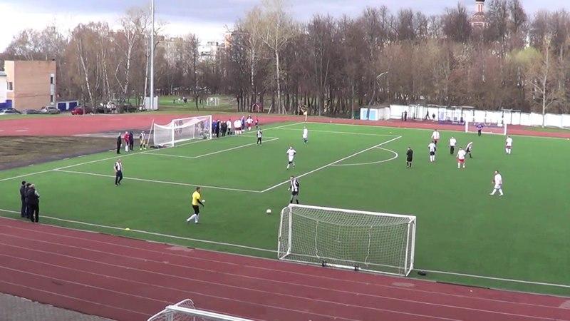 «Старт»(Чехов-3) - «Дружина»(Липицы) 0-0 Кубок Открытия сезона 8х8 ветераны 35