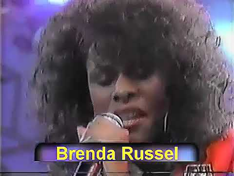 Brenda Russell Piano In The Dark 1988
