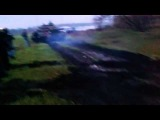 Охота на танк на Ниве