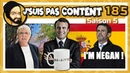 J'SUIS PAS CONTENT ! 185 : Elysée fashion, Travail le dimanche Valls le lèche-botte ! [Quickie]