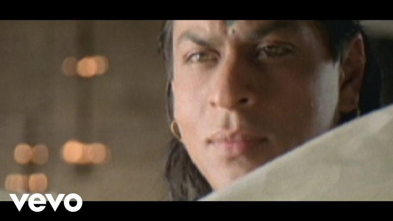 Raat Ka Nasha Lyric Video Asoka Kareena Shah Rukh Khan