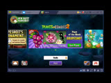 Plants vs Zombies 2 Gameplay, stage- Dark Ages