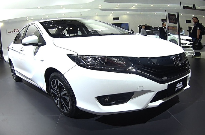 Officially NEW 2016, 2017 Honda City Greiz, redesigned Honda Greiz 2016, 2017 debuts in China
