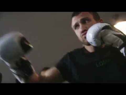 Vasyl Lomachenko Gilberto Ramirez in training (Video Top Rank)