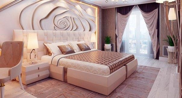 Как вам спальня?