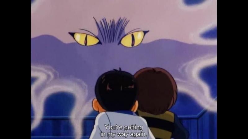 Gegege no kitarou (1985) Серия 9 (Англ субтитры)