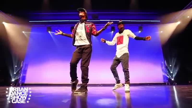 Les Twins - Michael Jackson, Choreography _ 310XT Films _ URBAN DANCE SHOWCASE