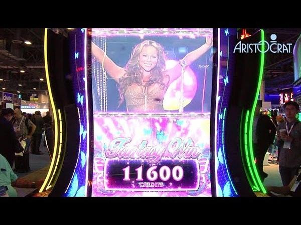 Mariah Carey Slot Machine from Aristocrat