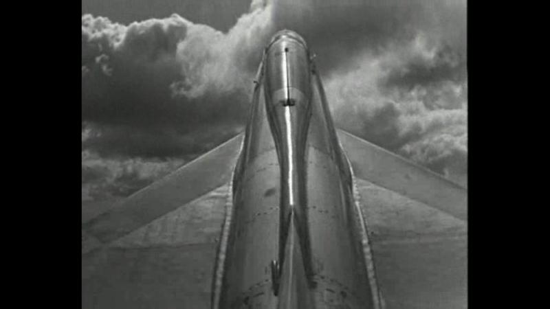 FLY (by R.Andreeva) muse полет самолет plane чб