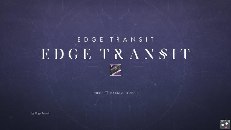 Edge Transit: Edge Transit