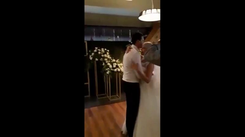 Свадьба дочери Москва 16 06 2018