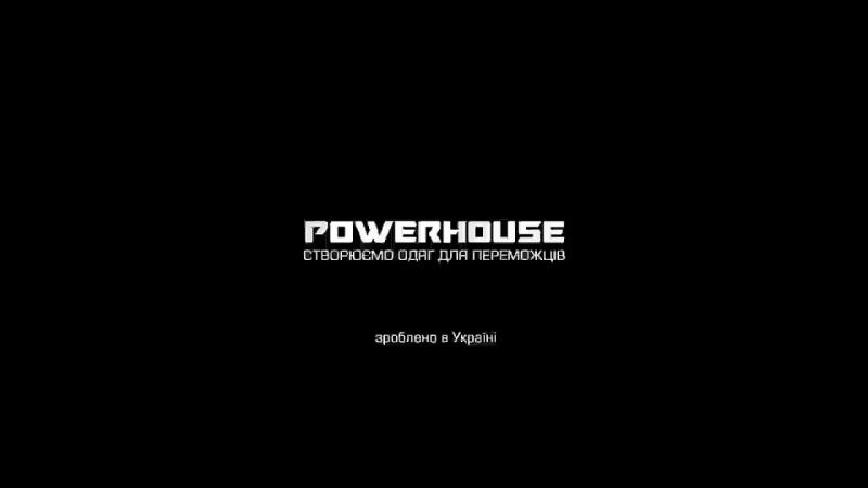 Промо-ролик компресійного одягу Powerhouse