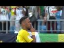 Brésil Mexique But de Neymar