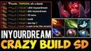 Inyourdream SEA Top-1 Crazy Build - Shadow Demon Carry Meta