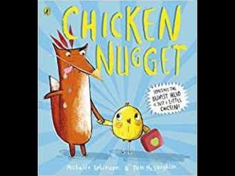 Chicken Nugget | Kids Books Read Aloud