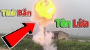 DMP Vlogs - Thử Chơi Tên Lửa Nước Và NaTri Và Cái Kết   Water And Sodium Rocket