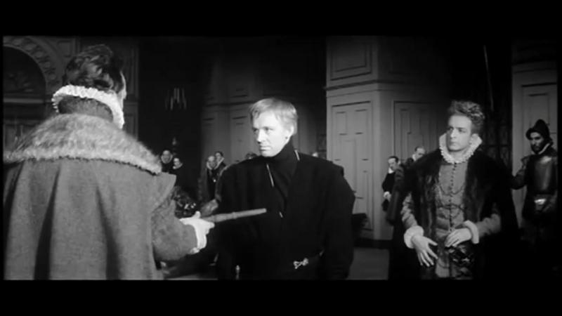 Иннокетий Смоктуновский. Гамлет и флейта
