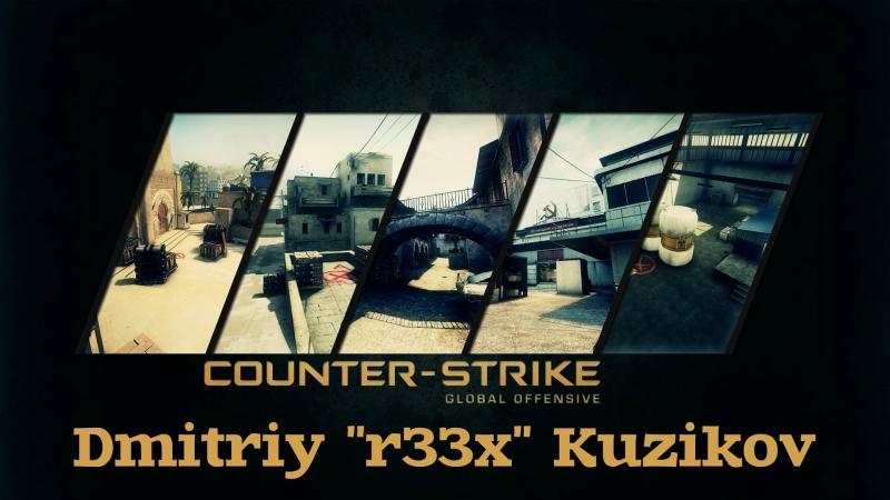 CS:GO by r33x
