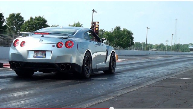Nissan GT-R Switzer world record