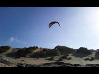 RIDE & STYLE extreme kite jumps 60ft. high super long hangtime...  HD