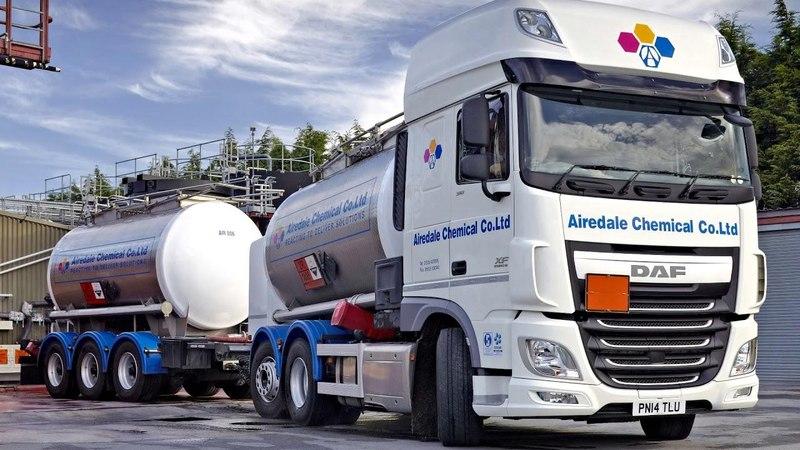 DAF XF 510 62 FAN Super Space Cab Tanker UK spec 2013