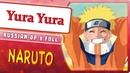 Naruto OP 9 Yura Yura Marie Bibika Russian Full Cover