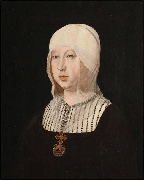 Королева Кастилии Изабелла I была легендарной женщиной Она выиграла борьбу за кастильское наследство, завершила Реконкисту, финансировала экспедицию Колумба, заложив личные драгоценности. Ради