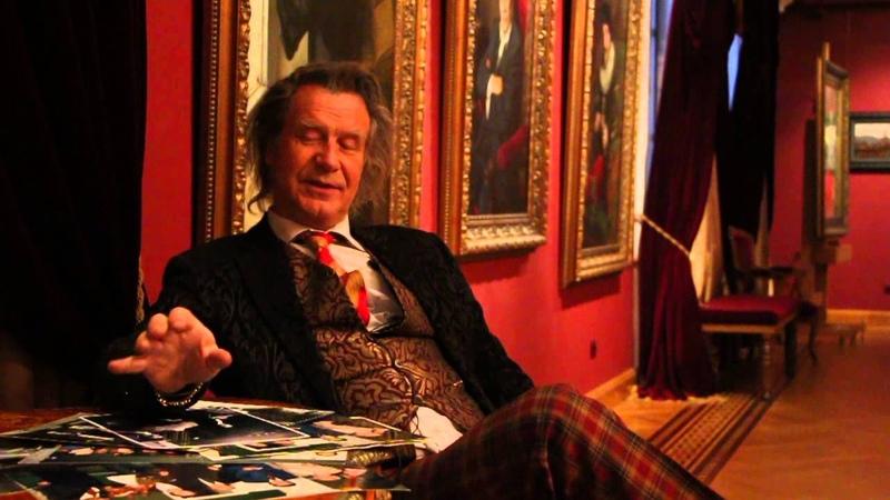 Народный художник СССР Александр Шилов о дружбе с М. Магомаевым