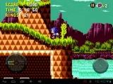 Обзор игры sonic на планшет