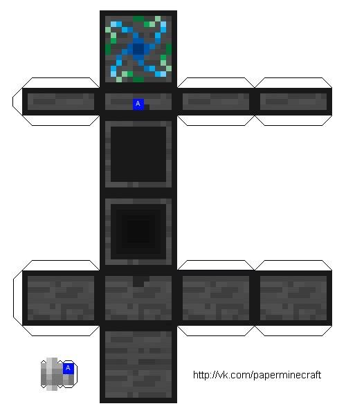 Алхимический сундук Minecraft.