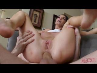 Silvia sage – a milf filled with cum [analized. hd1080, anal, big ass, big tits, brunette, creampie, milf]