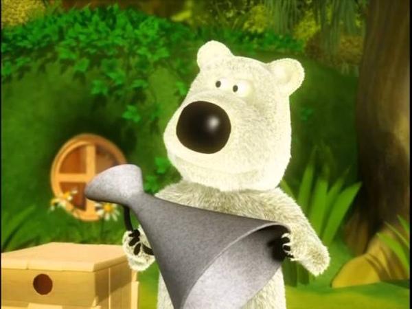 Веселые мишки - Про мёд (на башкирском)