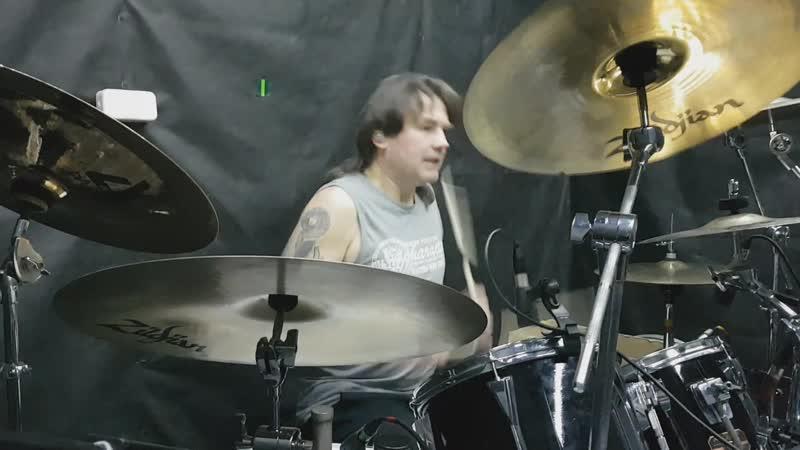 Перезапись барабанов для нового альбома