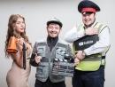 Таксист Русик Rusik TV передаёт привет Реацентр Крым деткам и их родителям