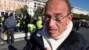 Etienne Chouard A Nice avec les gilets Jaunes capitalisme pompe a fric