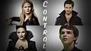 Control - OUAT Emma Swan, Captain Hook, Peter Pan, The Evil Queen