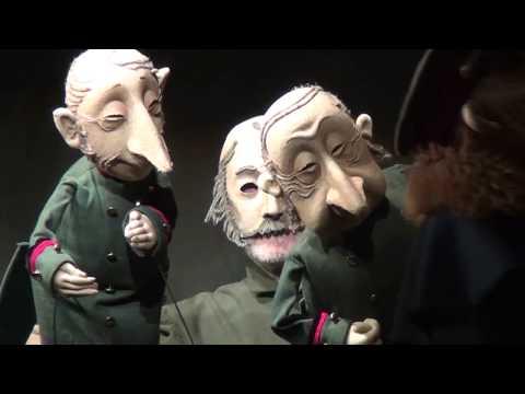 Режиссер-кукольник Валерий Аркадьевич Вольховский (Студия А Никонова, 2013)
