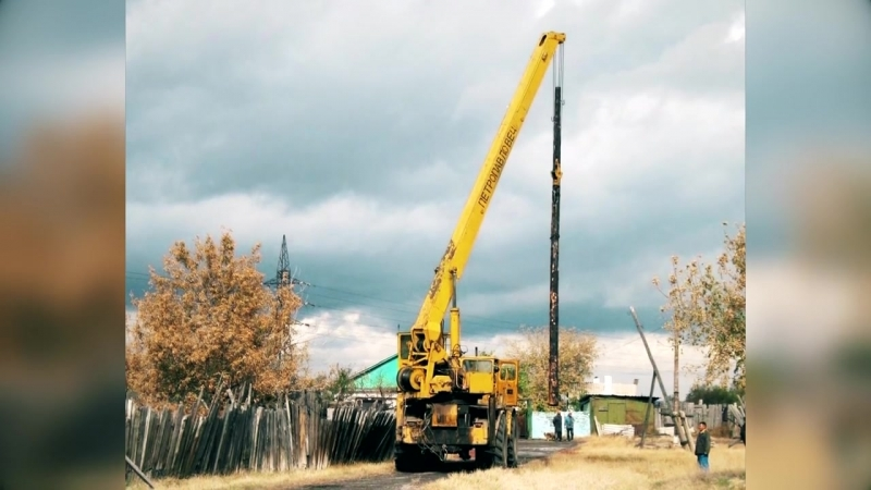 КИРОВЕЦ-КРАН Трактора Кировец с крановыми установками Редкие трактора!