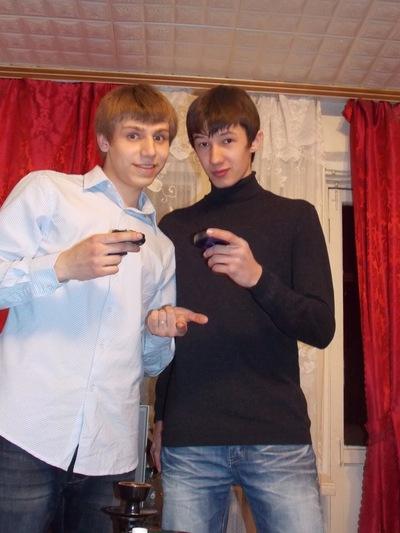 Руслан Хакимов, 19 марта 1995, Самара, id50203717