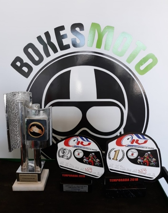 BOXESMOTO: мотосезон круглый год на треках Испании