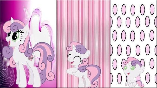 5 милая пони