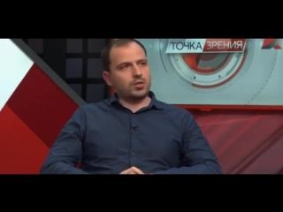 Константин Семин и Максим Шевченко 06.05.2018