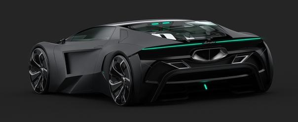 Lamborghini VEGA. Проект Григория Бутина