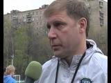 Сергей Передня о предстоящем матче с