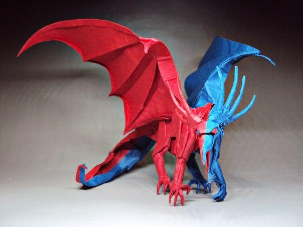 Двуцветный Древний дракон